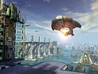 Departure from Dead City by TroC--czarnyrobert