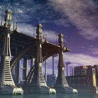 Dead City Central - Panorama by TroC--czarnyrobert