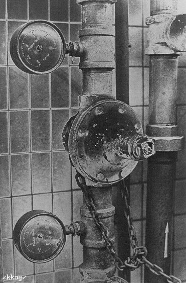 Pressure gauge by kkog