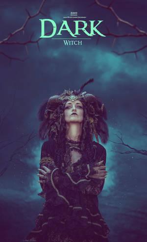 Dark Witch by Zakshakmak