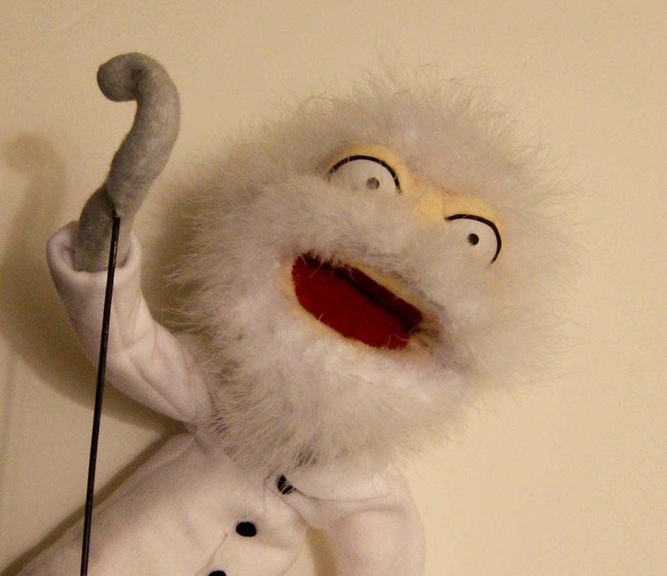Puppet Dr. Hoffman by Darkauthor81
