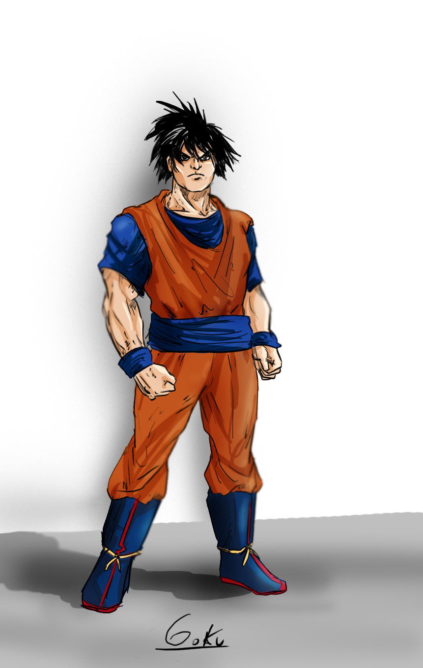 Pin Fases De Goku Imagenes En Todas Las On Pinterest