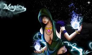 Magic - Dragon age - Origins