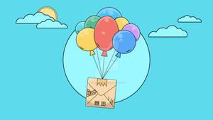 Balloon-air-mail-credit