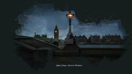 London Nighttime