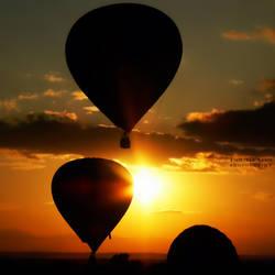 HotAir Balloon by EmilieDurand