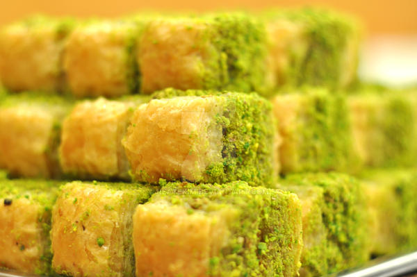 Baklava by neatekim