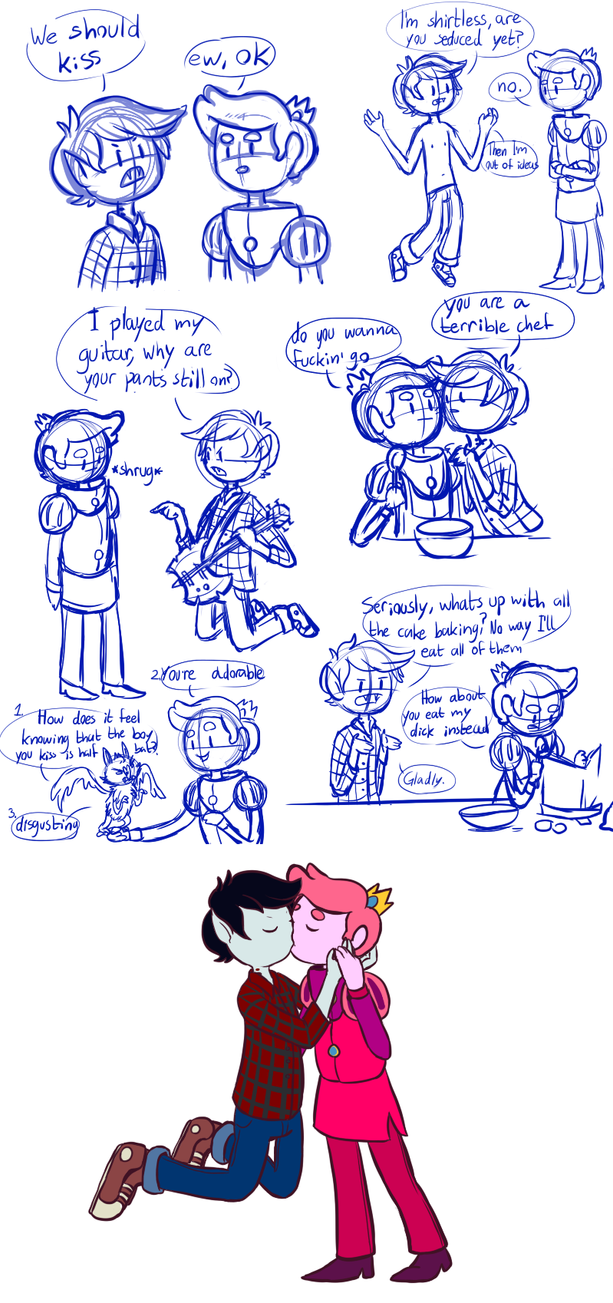 dumb Join.me doodles gumlee by Kirlikea