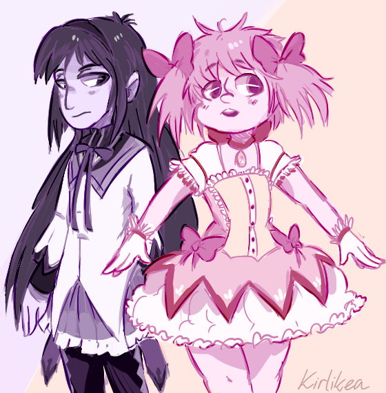 Magical Girls by Kirlikea