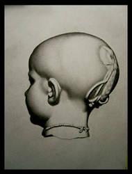 Baby Head by guaya