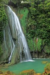 Cikaso Waterfall by DinalKelian
