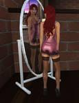 Dress to Impress - A Lady Sindrey Fan Photo