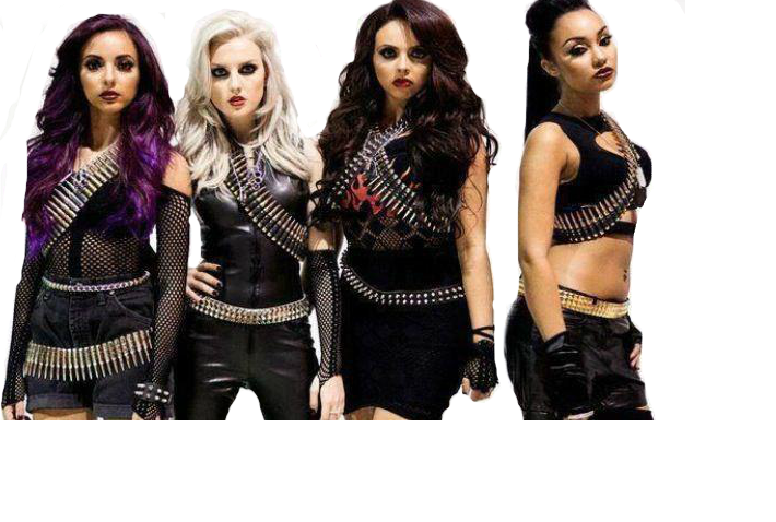 Little Mix DNA. Png by GabrielaB0606