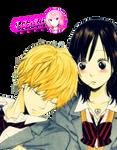 Erika Y Kyoya  Ookami Shoujo To Kuro Ouji