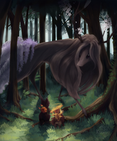 Gift: In the forest