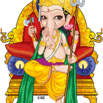 Ganesha by gloomy-cherub
