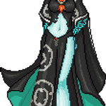 Midna by AriaThordia
