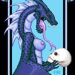 Random Draken OC Woman by gloomy-cherub