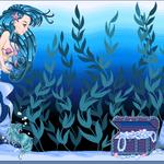 Mermaid Sceen by gloomy-cherub