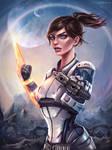 Ryder Mass Effect Andromeda