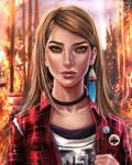Rachel Amber Fire - Life is strange