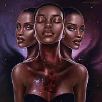 Solaris Effect by EvaKosmos