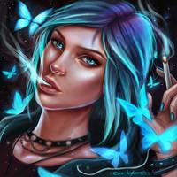 Chloe Price - Life is Strange by EvaKosmos