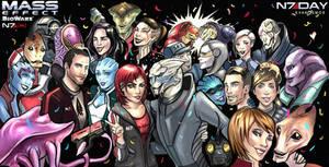 Mass Effect Anniversary