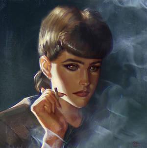 Study. Blade Runner 1982. 4/6