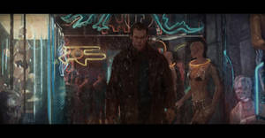 Study. Blade Runner 1982. 6/6