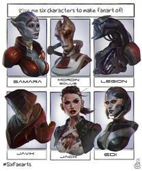 Mass Effect Challenge