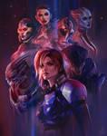 Mass Effect (fanart)