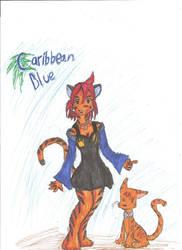 CB Tina and Nekonny by wrytergirl