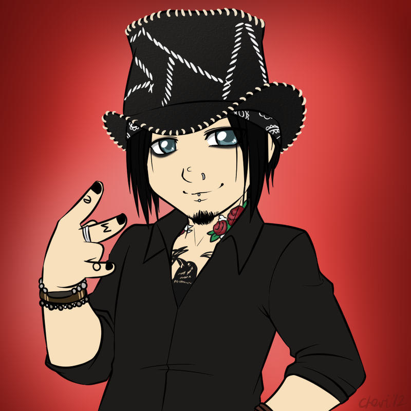 Ashba swag by wrytergirl