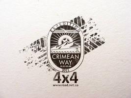 CRIMEAN WAY logo by 7menof
