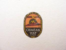 CRIMEAN WAY logo color by 7menof