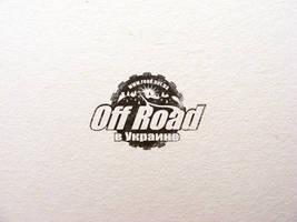 OFF ROAD logo by 7menof