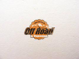 OFF ROAD logo color by 7menof
