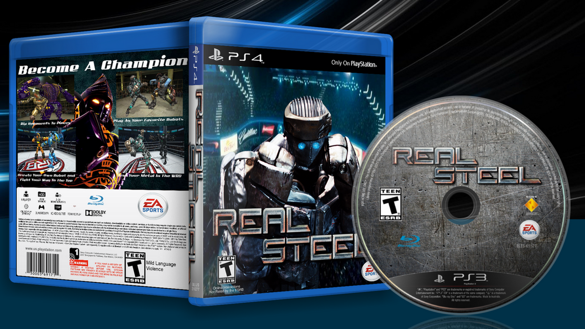 real steel game online game