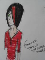 Emo Kid by EmoCappuchino