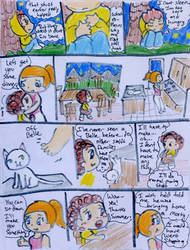 Taking in Strays Comic pg 11 by Tainted-Scribbles