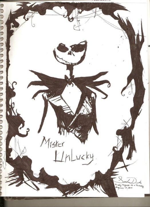 Mister Unlucky by KaotiskeVona