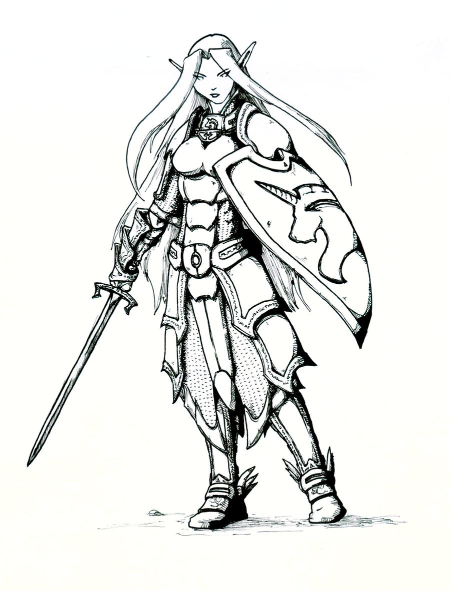 female dragonborn coloring pages - photo#12