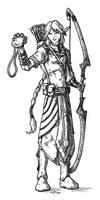 Elf Cleric, v2