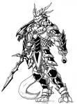 Dragonborn Hexblade