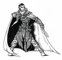 Vax'ildan, Half-Elf Rogue