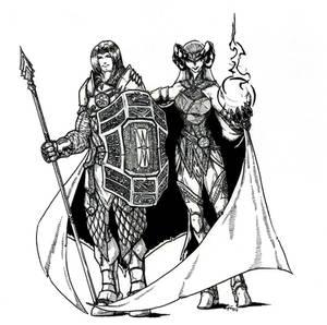 Kashaw and Zahra