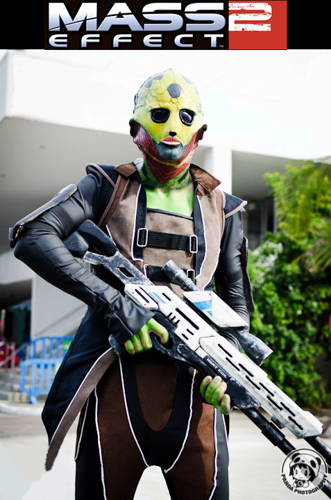 Futuristic Lover: Thane Krios by Storm1822