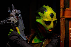 Thane Krios: The Assassin by Storm1822