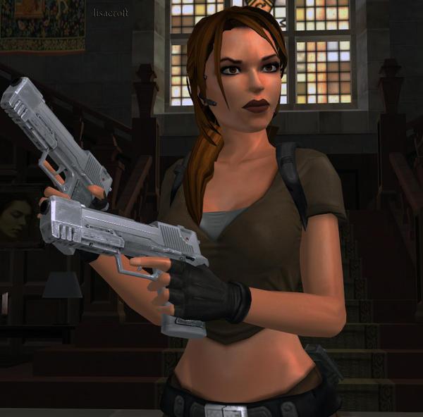 Lara Croft by LiSaCroft